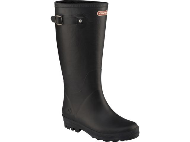 Viking Footwear Foxy Winter Rubber Boots Women black
